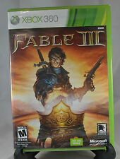 RARE Factory Sealed Fable III 3 Not For Resale Edition Microsoft Xbox 360