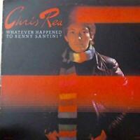 Chris Rea Whatever Happened To Benny Santini? Used Vinyl LP