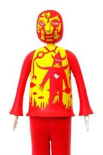 "ONION LOVE RED/YELLOW INVADER 13"" VINYL TOY FIGURE JAIME HAYON TOY2R"