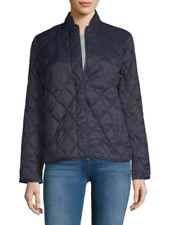 Barbour Ladies Rae Loch Quilted Jacket, Navy Blue, New With Tags, Size 6 US