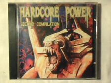 Cd Hardcore power second compilation HARMONY SOUNDS POLIZEI COME NUOVA LIKE NEW!