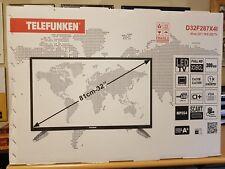 TELEFUNKEN D32F287X4I LED Fernseher 32 Zoll 81 cm Full HD - HDMI - USB