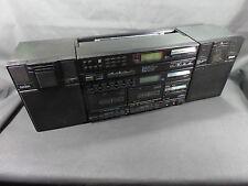 SOUND MACHINE BOOMBOX GHETTOBLASTER SABA continental edison RC 5795,VINTAGE RAP