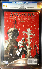 Assassin's Creed The Fall #1 CGC 9.9 Highest Grade Ever! Only one of a kind! 9.8