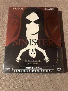 Sinister (DVD) Steelbook - Horror