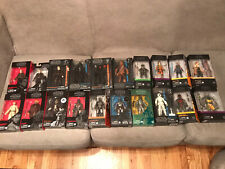 Star Wars Black Series 6 Inch lot RARE