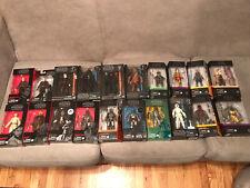 Star Wars Black Series 6 Inch lot RARE