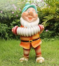 26 cm hoch Deko Figur Maulwurf mit Spaten Dekoration Zwerge Garten ca