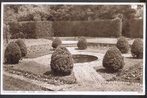 The Dutch Gardens, York House, Twickenham. 1931 Vintage Postcard. Free UK Post