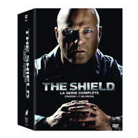 STV *** THE SHIELD - La Serie Completa - Stagioni 1-7 (28 Dvd) *** sigillato