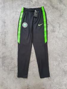 Youth's Nike Nigeria National Team Squad Pants 899601-010 Black sz XLARGE