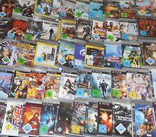 PLAYSTATION 3 PS3 SPIELE(GAMES  SAMMLUNG SPIELESAMMLUNG BUNDLE) SELBER AUSSUCHEN