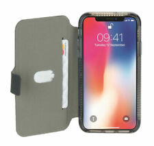 Cygnett Tekwallet iPhone XS & X Protective Wallet Case in Black CY2595CPTEK