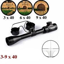 3-9X40 EG Adjustable Elite Tactical Rifle Scope Black Banner Rifle Matte Scope