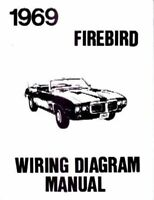 1984 Pontiac Firebird Formula Trans Am Wiring Diagrams Schematics Sheets Set Ebay
