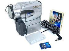 Panasonic NV-EX21 MiniDV Digital Camcorder