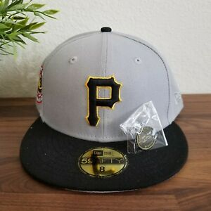 🔥Hat Club Exclusive Pittsburgh Pirates Ivory Pack 2 Tone 8🔥