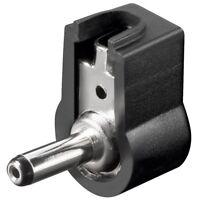 DC Strom Stecker Stromstecker für Netzteile zum Löten Lötversion 1,3mm x 3,45mm