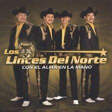 New: Los Linces Del Norte: Con El Alma En La Mano  Audio CD