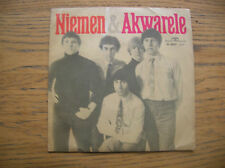 "NIEMEN & AKWARELE - Czesław Niemen & Akwarele 7""EP"