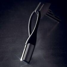 Ring Car Keyring Zinc Alloy Keychain Creative Men Black Metal Fashion Key Chain