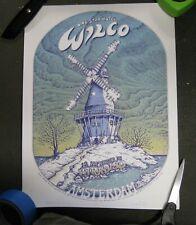 Wilco Poster Emek September 5 2005 Offset