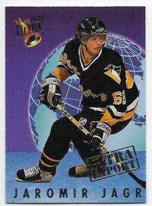 92/93 ULTRA IMPORTS Hockey (#1-25) U-Pick From List