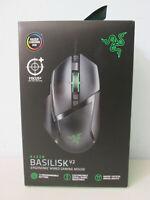 Razer Basilisk v2 Wired Gaming Mouse Chroma RGB Lighting Programmable Buttons