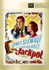 The Jackpot 1950 (DVD) James Stewart, Barbara Hale, Natalie Wood - New!