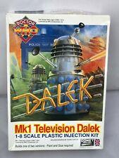 More details for doctor who dalek model kit - mk1 television dalek, comet miniatures 1/8th scale