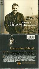 GEORGES BRASSENS : Le meilleur de GEORGES BRASSENS ( 2 CD ) BEST OF