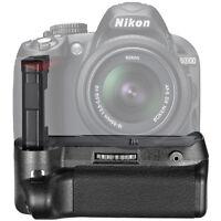Vertical Battery Grip Holder for 2* EN-EL14 for Nikon D3100