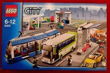 "Lego City Airport ""PUBLIC TRANSPORT STATION"" 8404 Rare Tram Bus New Sealed Box"