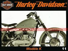 HARLEY DAVIDSON 750 K Description Arlen NESS Jesse JAMES SANDS BATTISTINI MOTO