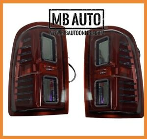 Morimoto XB LED Plug & Play Tail Lights Red for 09-18 Dodge Ram 1500 2500 3500