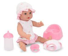"""Annie - 12"""" Bere & Bagnato Doll: bambole e mobili per bambola per 3 anni e fino"""