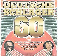 Deutsche Schlager der 60er -1966  - CD  - Interpreten und Songs - s. Fotos