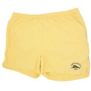 Tommy Bahama Relax Mens XL Yellow Swim Trunks Board Shorts