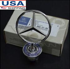 Hood Ornament Mercedes Benz, S500 C230 C240 C280 C320 CLK320 E300 E320 New