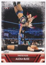 2017 Topps WWE Women's Division FINISHERS NXT Divas PYC Pick Your Card base Nia