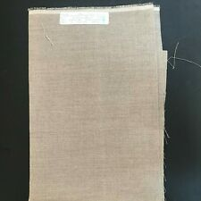 WASTE LINEN NATURAL BROWN X Stitch Fabric 30 Count 23
