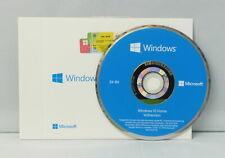 Microsoft Windows 10 Home - 64Bit - mit DVD - SB/OEM - Deutsch -