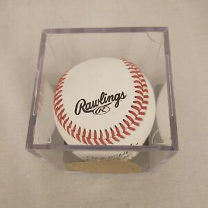 Rawlings Authentic Official Major League Baseball w/ Display Brand New Sealed