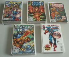 67 Heroes Reborn Comics Complete Sets of FF Iron Man Avengers Capt America NM