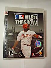 MLB 08: The Show PlayStation 3, 2008 Baseball NEW Factory Sealed PS3