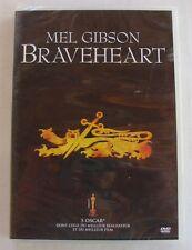 DVD BRAVEHEART - Mel GIBSON / Sophie MARCEAU - NEUF