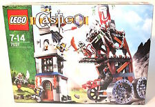 LEGO® Castle 7037 Turmangriff Angriffs-Turm Tower Raid MISB NEU OVP 2008