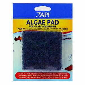 API Algae Scraper Pad & Scrubber Sponge For Cleaning Glass Aquarium Fish Tanks