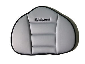 Baby Trend Infant Car Seat Head Rest Cushion Replacement Part Silver