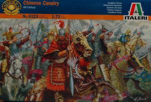 Cavalleria Cinese Kit 1:72 Italeri It6123 Modellino